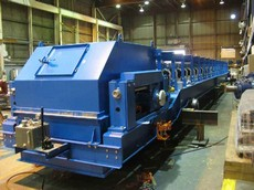Shuttle Conveyor for Mining Project