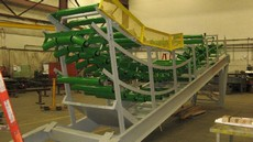 V1333 High Angle Conveyor - Mining Conveyors Project